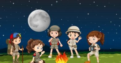 Adventure Stories For Kids in English