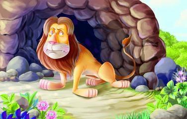 Foolish Lion