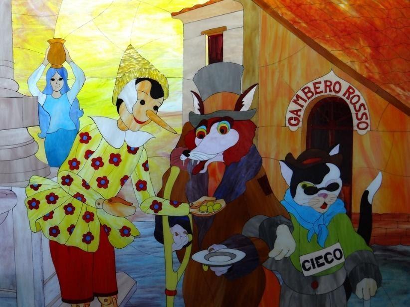 Pinocchio, Parco Di Pinocchio, Collodi, Italy, Tuscany