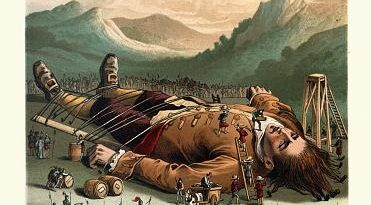 Gullivers-lying
