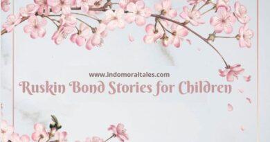 Ruskin Bond Stories