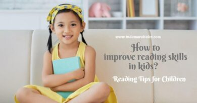 How to improve reading skills in kids Reading tips for children