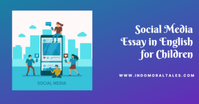 Social Media Essay in English With Merits & Demerits
