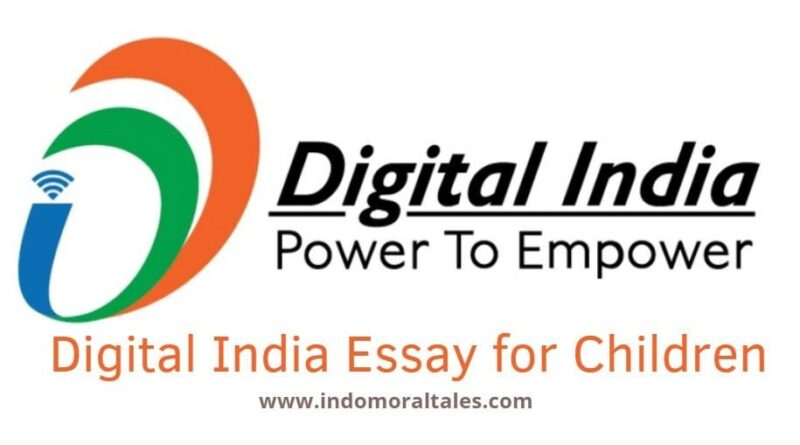 Digital India Essay In English