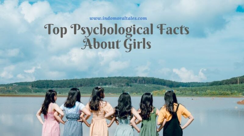 Psychological Facts About Girls