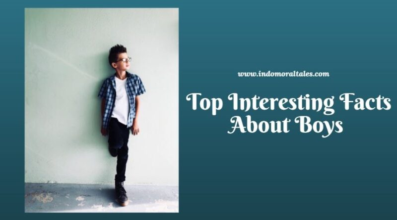 Top Interesting Facts About Boys Every Boy Should Know