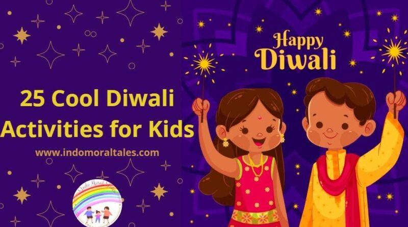 Cool Diwali Activities for Kids