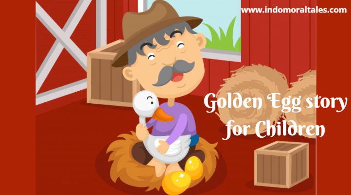 Golden Egg Story