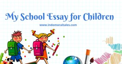 My School Essay for School Students
