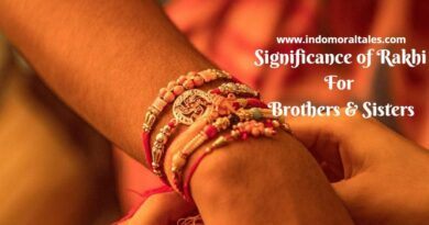 Significance of Rakhi For Brothers and Sisters