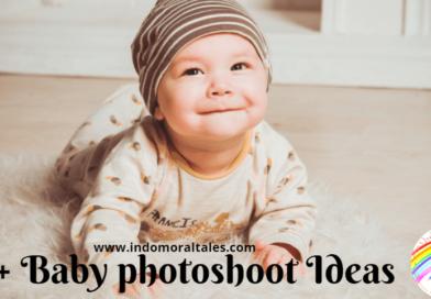 Best Baby Photoshoot Ideas