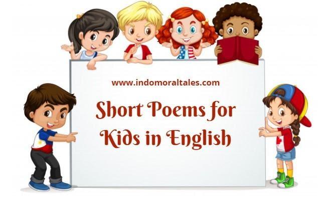 Short Poems for Kids